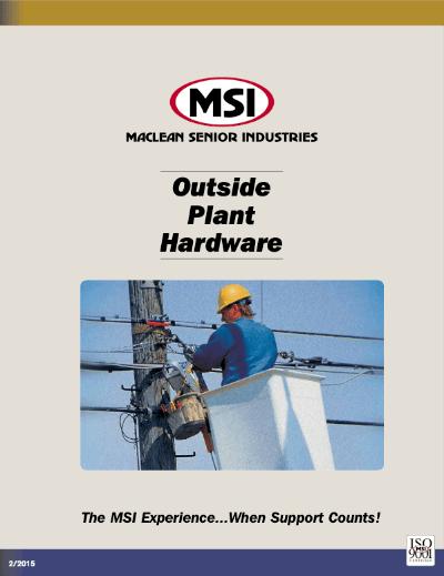 MSI Brochure Cover